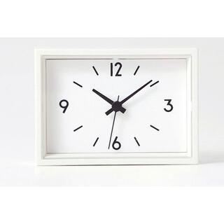 ムジルシリョウヒン(MUJI (無印良品))の無印良品 駅の時計(置時計)