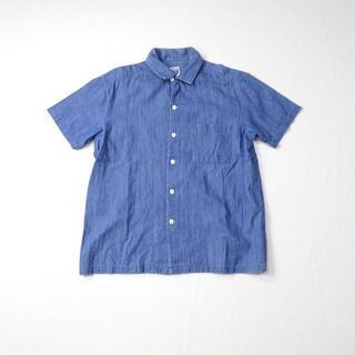 ドゥニーム(DENIME)のDenime ドゥニーム デニムシャツ 半袖シャツ(シャツ)