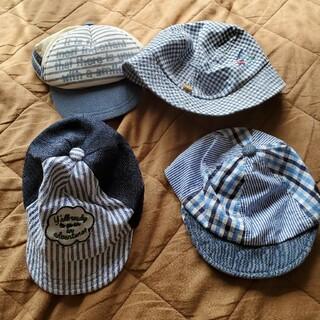 アンパサンド(ampersand)の帽子 キャップ 46cm 48cm Ampersand 西松屋(帽子)