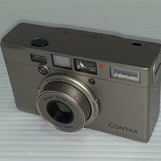 京セラ - CONTAX Tix Sonnar Carl Zeiss コンパクトカメラ