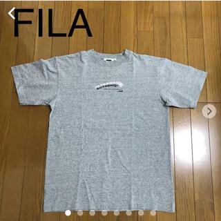フィラ(FILA)のFILA  メンズTシャツsize M(Tシャツ/カットソー(半袖/袖なし))