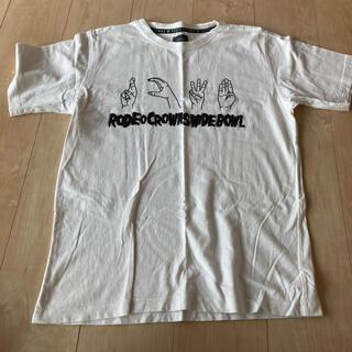 ロデオクラウンズワイドボウル(RODEO CROWNS WIDE BOWL)のTシャツ (シャツ)