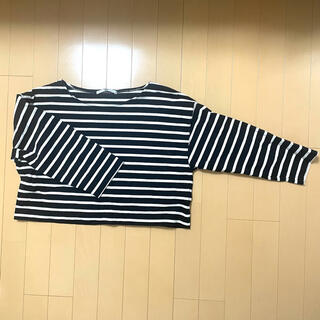 スライ(SLY)のSLY トップス ボーダー(Tシャツ(長袖/七分))