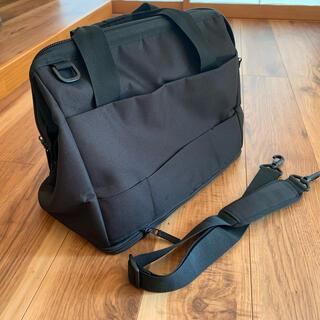ムジルシリョウヒン(MUJI (無印良品))の無印良品 ボストンバック ブラック(ボストンバッグ)