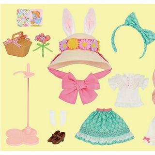 タカラトミー(Takara Tomy)の☆SALE☆ ネオブライス 衣装一式、スタンド、プルリング「スプリング ホープ」(人形)