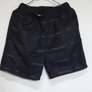OFF-WHITE - A-COLD-WALL 19SS NYLON SHORTS ナイロンショーツ