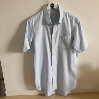 スーツカンパニー(THE SUIT COMPANY)のスーツカンパニーメンズ半袖シャツLサイズ(シャツ)