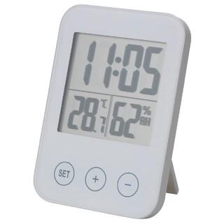 IKEA - IKEA 温湿度計 デジタル時計