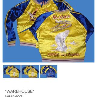 WAREHOUSE - Warehouse  ALASKAオーロラSOUVENIR JACKET