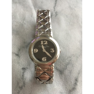 クリスチャンディオール(Christian Dior)の【Dior】シルバー腕時計 レディース (腕時計)