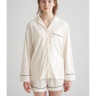 ジェラートピケ(gelato pique)のパイルシャツ(ルームウェア)
