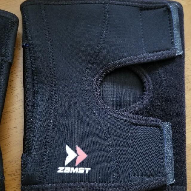 ZAMST(ザムスト)のサポーター膝用Mサイズ スポーツ/アウトドアのトレーニング/エクササイズ(トレーニング用品)の商品写真