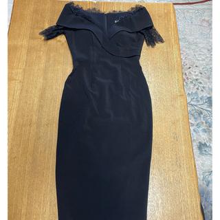 デイジーストア(dazzy store)の朝比パメラ着用[韓国ドレス] change clothes(ミディアムドレス)