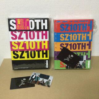 セクシー ゾーン(Sexy Zone)のSexy Zone 10TH ANNIVERSARY ALBUM SZ10TH(ポップス/ロック(邦楽))