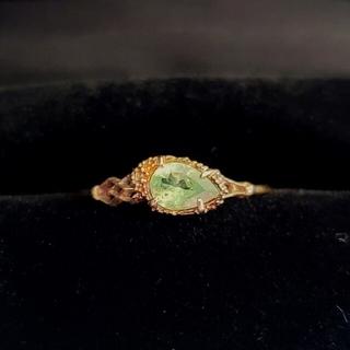 アッシュペーフランス(H.P.FRANCE)の新品 ◆【dramaミャカレ】◆K10リング指輪◆tatsuonagahata(リング(指輪))
