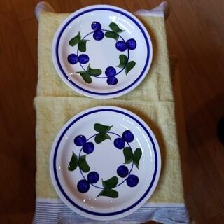 ロールストランド(Rorstrand)のロールストランド lrene イレーネ デザートプレート 2枚セット 18cm(食器)