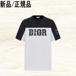 ディオール(Dior)の●新品/正規品●DIOR & KENNY SCHARF オーバーサイズ Tシャツ(Tシャツ/カットソー(半袖/袖なし))