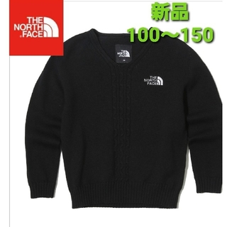 THE NORTH FACE - THE NORTH FACE ノースフェイス キッズ ニット 子供 新品 100