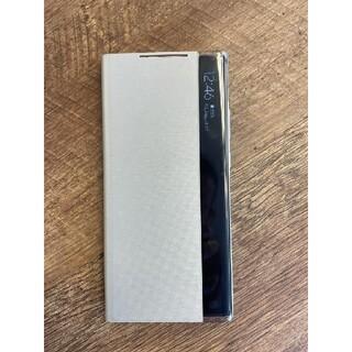 サムスン(SAMSUNG)の Galaxy Note20 Ultra 5G Smart Clear View(モバイルケース/カバー)