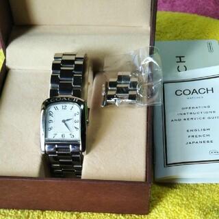 コーチ(COACH)のCOACH.腕時計メンズ美品(腕時計(アナログ))