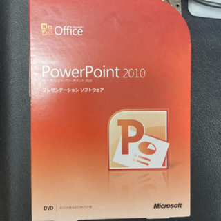 Microsoft - Microsoft office power point 2010