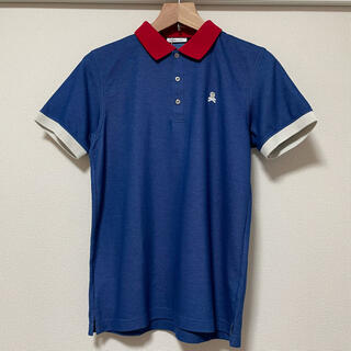 マークアンドロナ(MARK&LONA)のMARK & LONA マークアンドロナ Ace Polo  ネイビー(ポロシャツ)