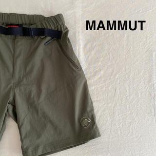 マムート(Mammut)のたきとし。様 専用です!  マムート ショートパンツ メンズL(ショートパンツ)