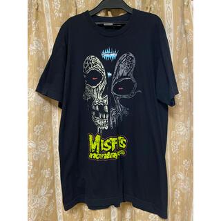 モンタージュ(montage)のmontage MISFITS CINDER BLOCK モードスト系 Tシャツ(Tシャツ/カットソー(半袖/袖なし))