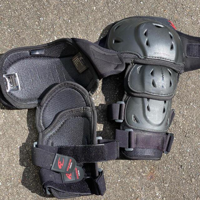 プロテクターセット 自動車/バイクのバイク(モトクロス用品)の商品写真