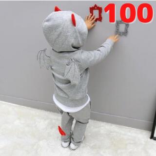 セットアップ 韓国 ハロウィン コスプレ 子供 子供服 コスプレ 衣装 恐竜(衣装一式)