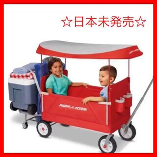 コストコ(コストコ)の☆日本未発売☆ Radio flyer tailgate with canopy(その他)