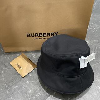 バーバリー(BURBERRY)のBURBERRY バーバリー バケットハット リバーシブル(ハット)