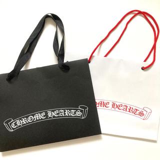 クロムハーツ(Chrome Hearts)のCHROME HEARTS  クロムハーツ ショッパー 2枚セット(ショップ袋)
