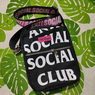 ANTI - Anti social social club ショルダーバッグパック