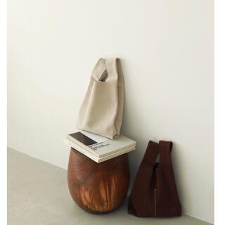 トゥデイフル(TODAYFUL)のtodayful Suede Hand Bag 新品未使用(ハンドバッグ)