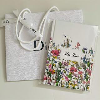 ディオール(Dior)の伊勢丹新宿限定 Dior ミスディオール イベント 限定 ノベルティ ノート(ノート/メモ帳/ふせん)