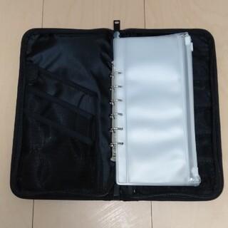 ムジルシリョウヒン(MUJI (無印良品))の無印良品 パスポートケース 黒 ブラック(その他)