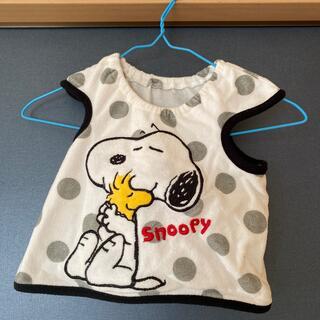 スヌーピー(SNOOPY)のスヌーピー トップス 70(Tシャツ)