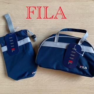 フィラ(FILA)のフィラ ポーチ、ドリンクカバー2点セット(バッグ)