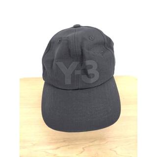 ワイスリー(Y-3)のY-3(ワイスリー) RIPSTOP LOGO CAP メンズ 帽子 キャップ(キャップ)