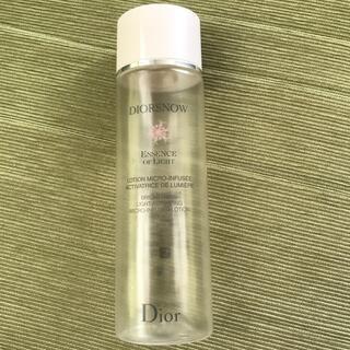 ディオール(Dior)のディオール化粧水空容器(容器)