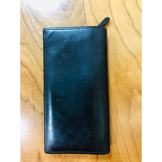 WHITEHOUSE COX(ホワイトハウスコックス)の【ホワイトハウスコックス】長財布 メンズ メンズのファッション小物(長財布)の商品写真
