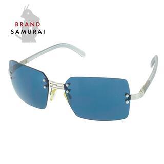 フェンディ(FENDI)のフェンディ ヴィンテージ occhiali シルバー サングラス 105006(サングラス/メガネ)