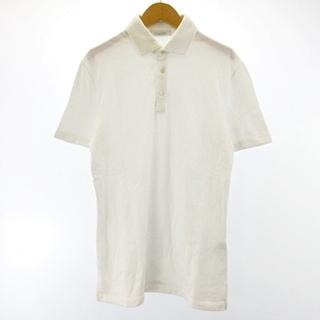 クルチアーニ(Cruciani)のクルチアーニ cruciani 近年モデル パイル地 ポロシャツ 44 約S(ポロシャツ)