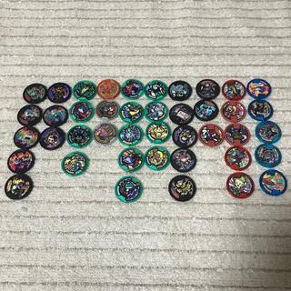 妖怪ウォッチ 妖怪メダル  42枚(キャラクターグッズ)