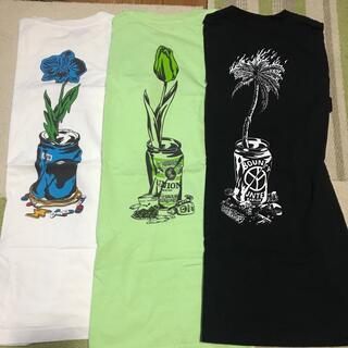 シュプリーム(Supreme)のwasted youth 白 KITH シュプリーム  NIKE(Tシャツ/カットソー(半袖/袖なし))
