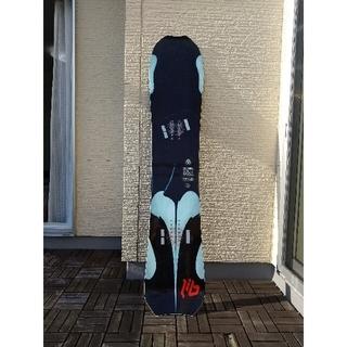 リブテック(LIB TECH)のLIBTECH ORCA 150cm ボードカバー付き(ボード)