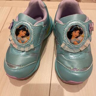 Disney - 子供靴 15cm ディズニープリンセス ジャスミン