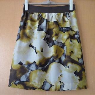 ヴィヴィアンタム(VIVIENNE TAM)のSpick&Span Noble☆スピック&スパン ノーブル☆可愛らしいスカート(ひざ丈スカート)