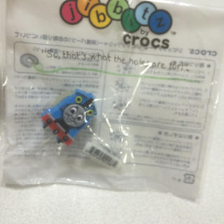 クロックス(crocs)のクロックスに付ける  トーマス(その他)